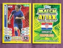 Croatia Luka Modric Real Madrid 69 (14AS)