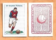 Crystal Palace 57 (DCTTC)