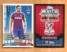 Crystal Palace Damien Delaney 76 (AS)