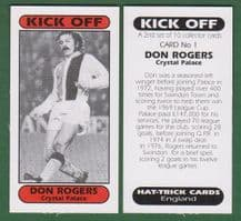 Crystal Palace Don Rogers 1