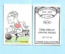Crystal Palace Tom Crilly 14 (FC)