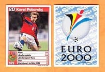 Czech Republic Karel Poborsky Benfica