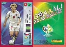 Czech Republic Pavel Nedved Juventus 66 2006