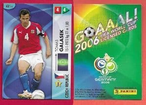 Czech Republic Tomas Galasek Ajax 63 2006