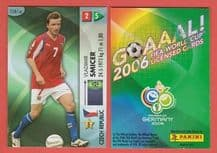 Czech Republic Vladimir Smicer Bordeaux 114 2006
