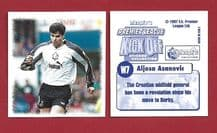 Derby County Aljosa Asanovic W7