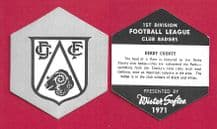 Derby County Badge (MS)