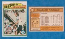 Derby County Charlie George England 256