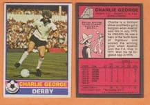 Derby County Charlie George England 275