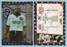 Derby County Paolo Wanchope Costa Rica B6