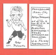 Derby County Peter Doherty 237