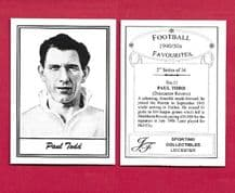 Doncaster Rovers Paul Todd 11 (2) ***