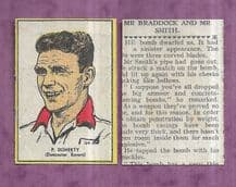 Doncaster Rovers Peter Doherty 1954