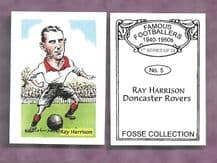 Doncaster Rovers Ray Harrison 5 (FC)