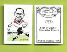 Doncaster Rovers Syd Bycroft 8 (FC)