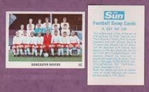 Doncaster Rovers Team 52