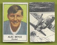 Dundee Alec Bryce 1969