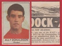 Dundee Ally Donaldson 1968