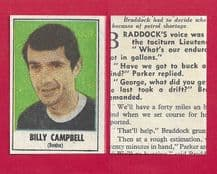 Dundee Billy Campbell 1968