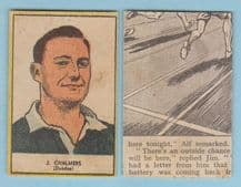 Dundee Jimmy Chalmers 1955