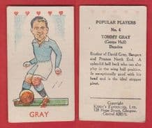 Dundee Tommy Gray