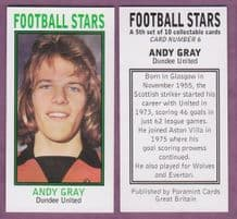 Dundee United Andy Gray Scotland