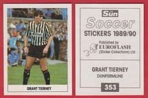 Dunfermline Athletic Grant Tierney 353