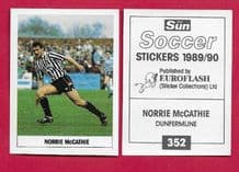 Dunfermline Athletic Norrie McAthie 352
