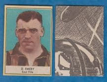 East Fife Don Emery 1953