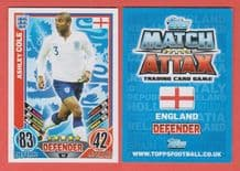 England Ashley Cole Chelsea