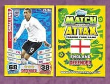 England Chris Smalling Manchester United 83 (14AS)