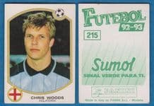England Chris Woods Sheffield Wednesday
