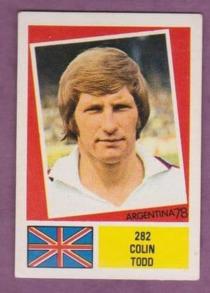 England Colin Todd Nottingham Forest 282