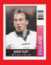 England David Platt Arsenal