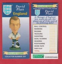 England David Platt Arsenal E01