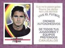 England Frank Lampard 122 Blue