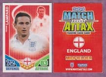 England Frank Lampard Chelsea 67
