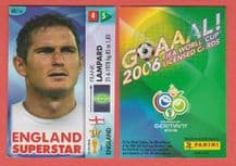England Frank Lampard Chelsea 68 2006
