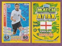 England Frank Lampard Chelsea 96