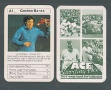 England Gordon Banks Stoke City A1