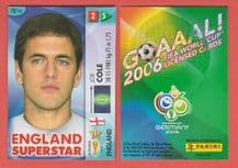 England Joe Cole Chelsea 70 2006