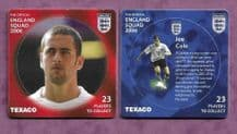 England Joe Cole Chelsea (Tex)