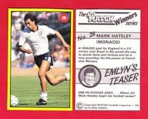 England Mark Hateley Monaco