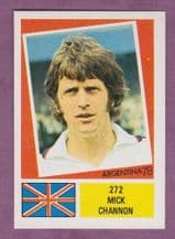 England Mick Channon Manchester City 272