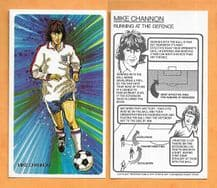 England Mick Channon Southampton Running At the Defence