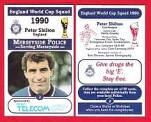 England Peter Shilton Derby County