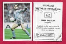 England Peter Shilton Derby County 62