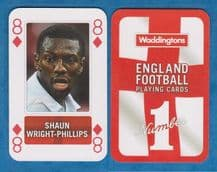 England Shaun Wright-Phillips Manchester City 8D