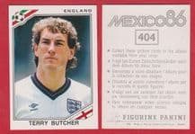 England Terry Butcher Ipswich Town