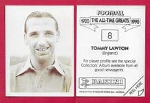 England Tommy Lawton Everton 8